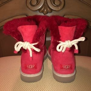 Red Uggs